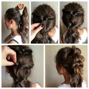 Simple Hair Style 6 Easy And Simple Hairstyle For College Girls  Jirua