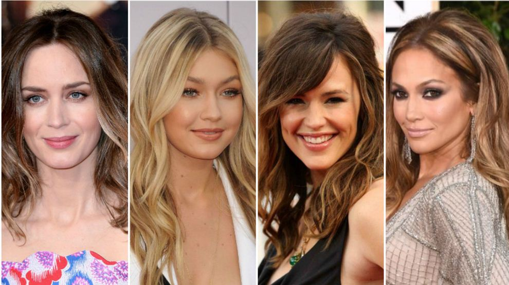 The Right Hair Color For Different Skin Tones