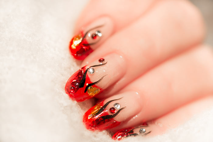 Must Watch These Amazing Pictures Of Nail Art Will Mesmerize You