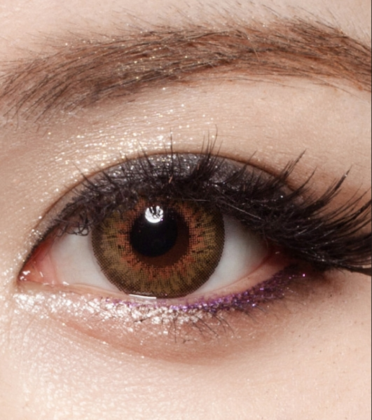 Colored Eye Contacts That Look Natural