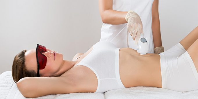 Full Body Laser Hair Removal Cost in Delhi and NCR
