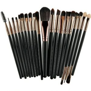 Powder Foundation Eyeshadow Make Up Brushes