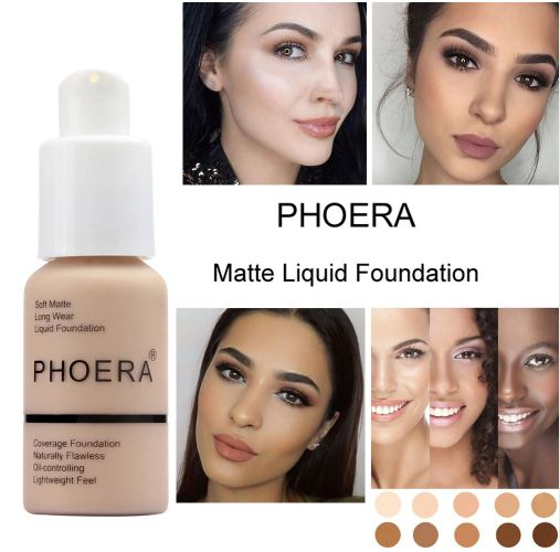 Perfect Beauty New 30ml Foundation Soft Matte Long Wear